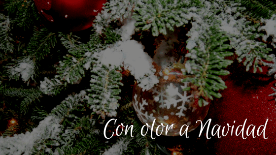 Aromatizar a navidad