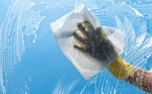limpieza de cristales-mantenimiento