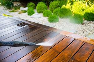 limpieza de terrazas