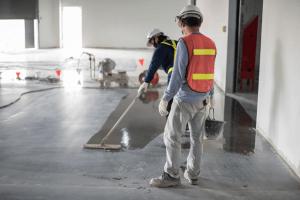 mantenimiento y acabado de obra