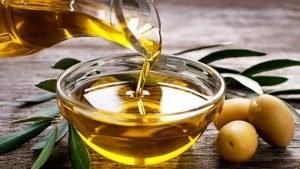 limpiar con aceite de oliva