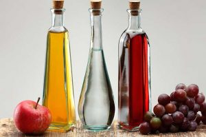 tipos de vinagre