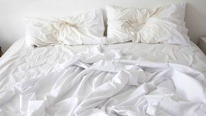 lavar ropa de cama