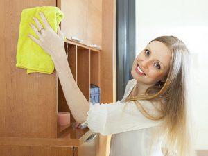 limpieza armario
