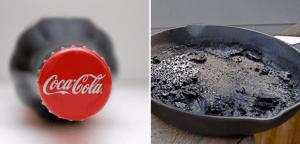 quitar grasa con coca-cola