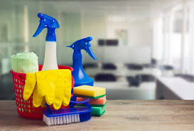 productos de limpieza oficina