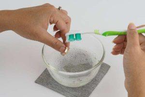 limpiar oro con lavavajillas
