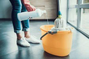 cloro pisos y superficies