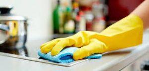 limpieza cocina