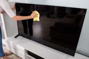 limpiando pantallas