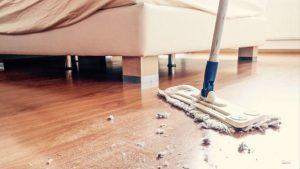 Limpieza General de dormitorio