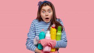 no mezclar cloro con otras sustancias