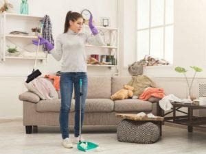 limpiar espacios