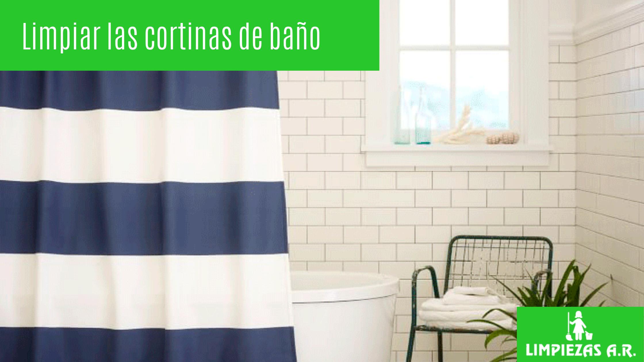 cortinas de baño portada